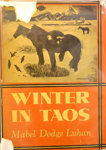 Image for WINTER IN TAOS