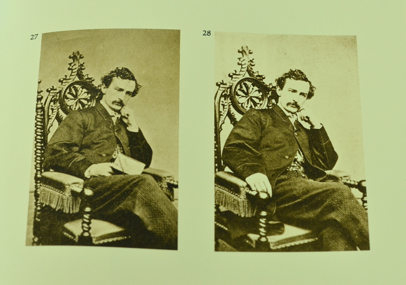 Image for JOHN WILKES BOOTH HIMSELF - SIGNED LIMITED EDITION