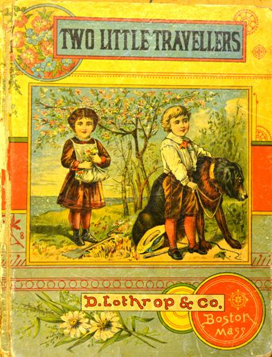 Image for TWO LITTLE TRAVELERS