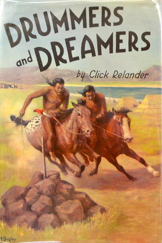 Image for DRUMMERS AND DREAMERS: THE STORY OF SMOWHALA THE PROPHET AND HIS NEPHEW PUCK HYAH TOOT, THE LAST PROPHET OF THE LAST WANAPUMS